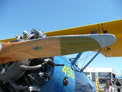 "Stearman PT-13D Kaydet 3 • <a style=""font-size:0.8em;"" href=""http://www.flickr.com/photos/81723459@N04/29002629093/"" target=""_blank"">View on Flickr</a>"