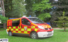 VSM Renault trafic (amather3807) Tags: trafic pompiers sdis38 vsm secoursmedical