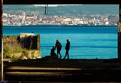 Vigo....... y sigue estando ahi :-X (loriagaon) Tags: street paisajes naturaleza nature landscapes mar agua scenery varios wáter callejeras loria sonydscrx10 loriagaon