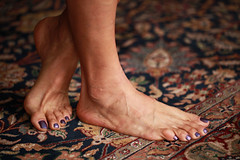 Amanda Hugginkiss (IPMT) Tags: sexy love feet fetish foot toes purple painted nail polish barefoot barefeet pedicure toenails shimmering violeta shimmer toenail holographic holografico holo morado pedi descalza ilnp hugginkiss