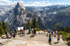 Yosemite Trip - August 2014 - 93 (www.bazpics.com) Tags: california park ca cliff mountain lake rock point view unitedstates flat hill tunnel national valley yosemite granite tenaya barryoneilphotography omsted