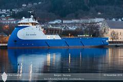 Blue Guardian (Aviation & Maritime) Tags: norway offshore bergen nao supply psv platformsupplyvessel blueguardian nordicamericanoffshore