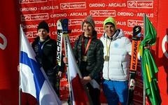 Nathan Alborghetti (Confederao Brasileira de Desportos na Neve - C) Tags: ski bronze children nathan andorra alpino treino medalha trofeu alborghetti sub16 borrufa