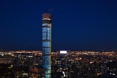 432 Park Ave (Six Sigma Man (2.500.000 views)) Tags: newyorkcity topoftherock