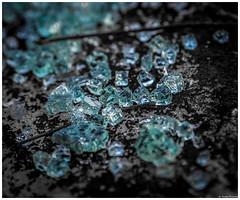 Shattered (otarboy79) Tags: glass colors canon garden bokeh shattered selective lightroom 2470f28 5dmk3