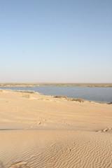Asfar lake (Ali mt Alramadan) Tags: lake sand desert saudi ahsa alhasa asfarlake