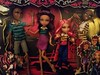 A Pack of Trouble (dollz4moi) Tags: wolfpack clawdia powerpack wolffamily clawd howleen clawdeen monsterhigh apackoftrouble