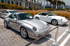 Porsche 911 Turbo (993) & 911 Targa (993) (Jeferson Felix D.) Tags: brazil rio brasil riodejaneiro canon de eos janeiro 911 turbo porsche porsche911 targa 993 porsche911targa porsche911turbo 18135mm 60d worldcars porsche993 canoneos60d porsche911turbo993 porsche911targa993