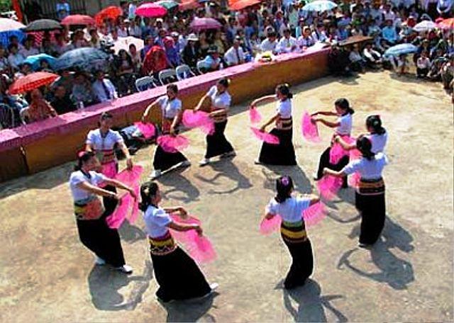 Điệu múa Thái