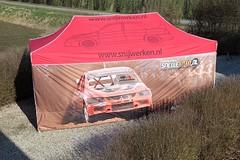 Quick Folding Tent  - autocrosstent