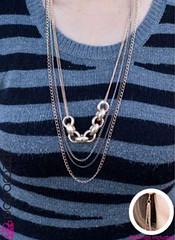 5th Avenue Gold Necklace K2 P2011A-4