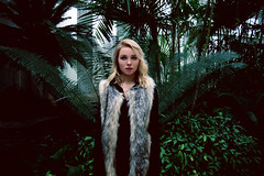 .Queen of the Jungle. |Minneapolis| (brycewichman) Tags: life trees winter red portrait como tree sexy green eye love nature girl beautiful beauty minnesota fashion animal forest hair photography us intense model eyes nikon midwest pretty peace view minne sassy gorgeous exploring minneapolis lips palm queen adventure explore teen jacket jungle palmtree gilr blonde tropical redlips vest vibes emotional mn edit authentic furr comoconservatory getlost d600 comozoo gern nikond600 exploremore iowagirl liveauthentic lostonland