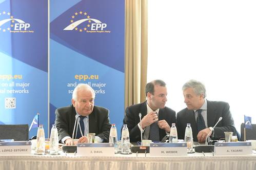 presidente brussels party people joseph european president politics summit antonio epp chairman weber manfred ppe popolare partito 2015 europeo daul tajani