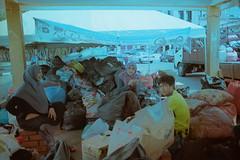 Collection Centre (bayualamfoto) Tags: rescue film photography team flood ishootfilm portra masjid kuantan pahang catastrophe filem filmphotography temerloh wakaf filmcommunity believefilm kuantanku banjerosquad