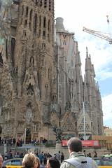Sagrada Familia (holmes.josh) Tags: barcelona gaudi feb sagradafamilia holyfamily 2015