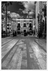 DSCF3835rcrrweb (vicentduart) Tags: blackandwhite cityscapes blancinegre benicarl paisvalencia