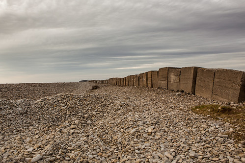 Old Sea Wall, The Leys