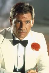 Harrison Ford Indiana Jones and the Temple of Doom (1984) - 1000 (Museum of Cinema) Tags: cinema flower film hat movie harrisonford indy bowtie tuxedo 1984 actor fedora spielberg indianajones drjones stevenspielberg indianajonesandthetempleofdoom archaeologist templeofdoom whitetuxedo blackbowtie spielbergexhibit
