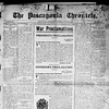 "Today's #ThrowbackThursday is to the June 22, 1918 issue of The Pascagoula Chronicle, a weekly newspaper which was in publication from 1905-1920.  Issues came out every Saturday.  This is the earliest digitized image online.  To read the issue, visit:  ht • <a style=""font-size:0.8em;"" href=""https://www.flickr.com/photos/95872318@N08/16559737256/"" target=""_blank"">View on Flickr</a>"