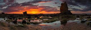 Eagle Rock sunrise