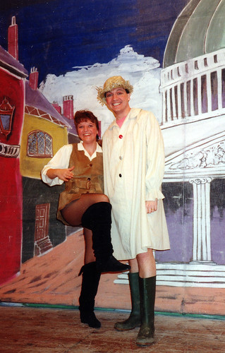 1994 Dick Whittington 12 (from left Sue Hewerdine, Roy Richie)