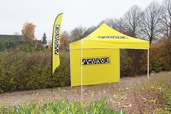 Quick Folding Tent  - reclame tent