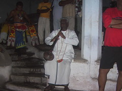 Traditional Performers in Kandy