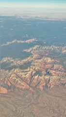 Canyonlands (L Westy) Tags: plane aerialview