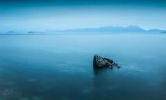 Mellon Udrigle (kris greenwell) Tags: blue d7100 dramatic highlands krisgreenwellphotography landscape longexposure mellonudrigle mountains nikon nisi ocean rocks scotland sea seascape sky travel uk water nd1000