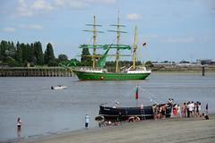 Tall Ships Race 2016 Alexander Von Humboldt DST_5290 (larry_antwerp) Tags: 2016 antwerp antwerpen       port        belgium belgi          schip ship vessel        schelde        sailing tallship tall ships race