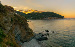 Sunset Hour...... (Photo_hobbyist) Tags: seascape skopelos sunset greece water sporades beach nikonflickraward