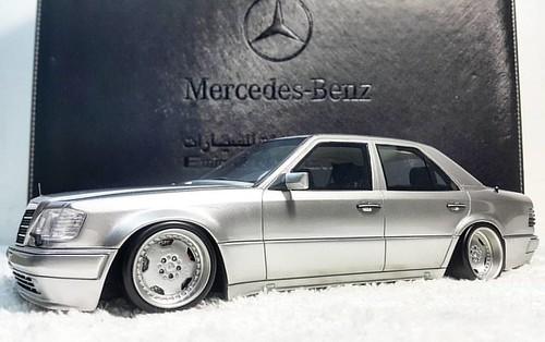 Mercedes #Benz #AMG #W124 #Models #alyehli #alyehliparts
