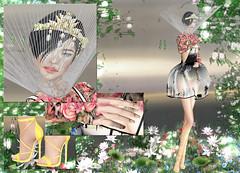 Carol G - Lovely Roses (Rehana MiSS SLVietnam, Face of CHOP ZUEY 2015) Tags: fashion tram secondlife empire laboheme zenith rehana carolg newrelease maitreya posesion twistcandy chopzuey rehanaseljan theseasonsstory