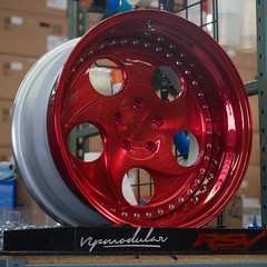 VXS610 | Candy Red