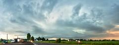 Orage en Belgique le 27 mai 2016 (shlina7) Tags: storm clouds structures pluie nuages storms orage orages clair inondations orageux averses phnomnes clairinternuageux