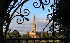 EH0A2191 (wesleyjourney) Tags: 2016wesleypilgrimage salisbury scenic spire cathedral church england