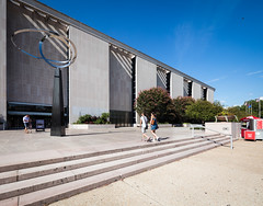 National Museum of American History (Chimay Bleue) Tags: mclim mead white national museum american history design shadows facade architecture modernism mckim