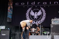 coldrain - Warped Tour 2016 (melissa.castor) Tags: coldrain jrock japanese rock metal music concert warpedtour warpedtour2016 warped tour vocalist guitarist bassist drummer japan masato melissacastorphotography melissacastor photography