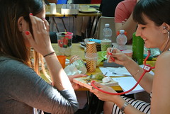 WS La voce delle cose / NABA (opendot) Tags: montessori gioco munari infanzia autoproduzione digitalfabrication