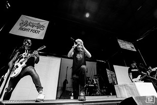 16.07.16 - Tonight Alive - Vans Warped Tour Columbia // Shot by Jake Lahah