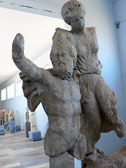 P1280574 (Cinzia, aka microtip) Tags: delos cicladi grecia archeology antichit archaelogy unescoworldheritagesite mithology sanctuary ancientgreece archaeologicalmuseum sculpture