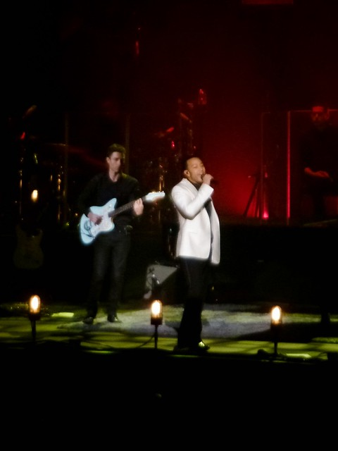 John Legend - All of Me Tour - Zénith, Paris (2014)
