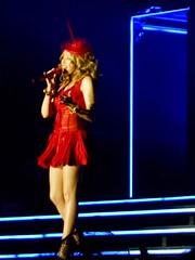Kylie Minogue - Kiss Me Once Tour - Bercy, Paris (2014) (kekelmb) Tags: kylieminogue kissmeoncetour bercy paris 2014 concert