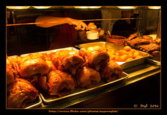 Notre Souper De Ce Soir... Tonight's Dinner (Supersyl08) Tags: juillet july supersyl 2016 t summer cocorico rotisserie rotisserieportuguaise portugeserotisserie ruesaintlaurent chicken ctesleves ribs patates potatoes sauce takeout poulet