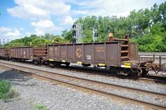 Chessie Rail Train (Fan-T) Tags: csx chessie system rail train mow berea bohio