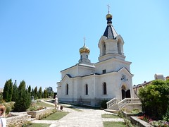 Kirke i Old Orhei