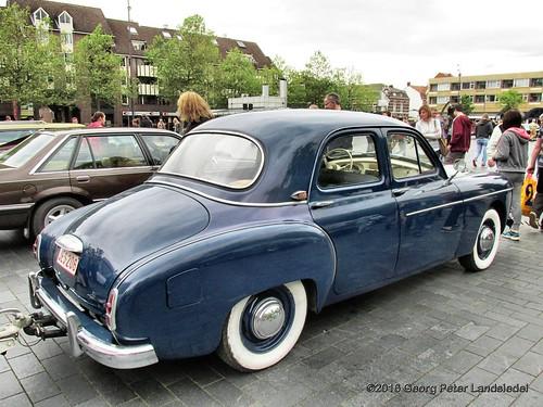 Renault Frégate 1953