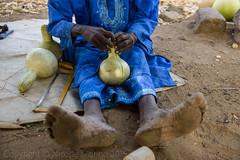 A sense of Burkina Faso (nico3d) Tags: red sahel burkinafaso fulani fula peul gourmatche gourma goromgorom dari