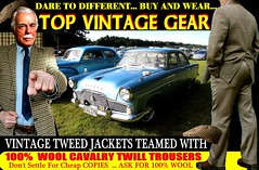 Vintage Top Gear Cars  retro Part 2 .4 (80s Muslc Rocks) Tags: tie tweed tweedjacketphotos tweedjacket tweeds trousers twill classic canon clothing christchurch car cars coat cavalry cavalrytwill carshow cavalrytwilltrousersmadefrom100wool cavalrytwilltrousers dunedin driving vintage vehicle vintagemetal vehicles veteran veterans vintagecar oldschool old retro rotorua race rally auckland wellington hastings hamilton houndstooth houndstoothjacket harris blazer blokes gentleman guys invercargill iconic nz newzealand nelson napier northisland 1980s 1970s camera fashion outdoor countrytweed 100wool menswear mens man ford 1960s mk2 tweedcap