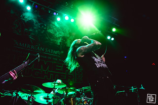 27.07.16 - Suffocation - Summer Slaughter Tour // Shot by Jake Lahah